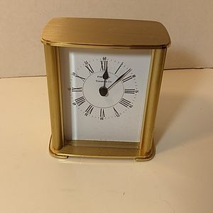 Tiffany & Co. Portfolio Clock